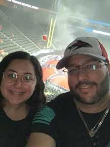 Julio attended Jacksonville Sharks  - 2019 NAL Playoffs! on Aug 6th 2019 via VetTix