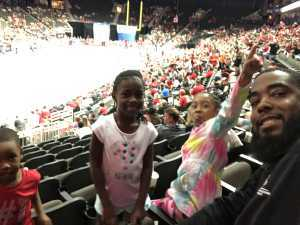 Shameka attended Jacksonville Sharks  - 2019 NAL Playoffs! on Aug 6th 2019 via VetTix
