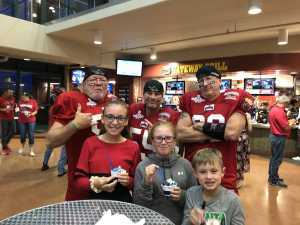 Adam attended Jacksonville Sharks  - 2019 NAL Playoffs! on Aug 6th 2019 via VetTix