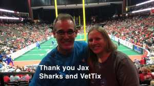 Alan attended Jacksonville Sharks  - 2019 NAL Playoffs! on Aug 6th 2019 via VetTix