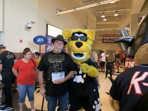 William attended Jacksonville Sharks  - 2019 NAL Playoffs! on Aug 6th 2019 via VetTix