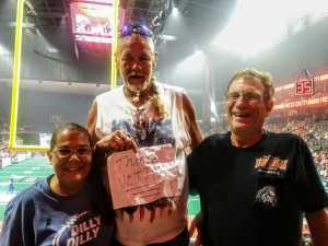 Joseph attended Jacksonville Sharks  - 2019 NAL Playoffs! on Aug 6th 2019 via VetTix