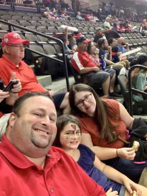 Tim attended Jacksonville Sharks  - 2019 NAL Playoffs! on Aug 6th 2019 via VetTix