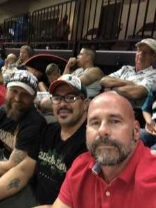 Donald attended Jacksonville Sharks  - 2019 NAL Playoffs! on Aug 6th 2019 via VetTix