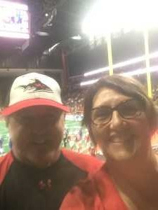 Ame attended Jacksonville Sharks  - 2019 NAL Playoffs! on Aug 6th 2019 via VetTix
