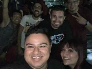 Peter attended Blink-182 & Lil Wayne on Aug 27th 2019 via VetTix