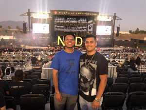 Kenneth attended Blink-182 & Lil Wayne on Aug 27th 2019 via VetTix