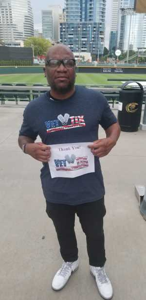Steven attended Charlotte Knights vs Scranton/WB Railriders - MiLB on Aug 14th 2019 via VetTix