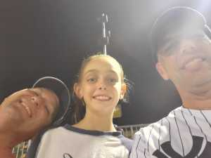 Timothy attended Charlotte Knights vs Scranton/WB Railriders - MiLB on Aug 14th 2019 via VetTix