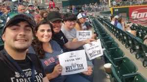 Chuck attended Charlotte Knights vs Scranton/WB Railriders - MiLB on Aug 14th 2019 via VetTix