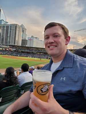 Scott attended Charlotte Knights vs Scranton/WB Railriders - MiLB on Aug 14th 2019 via VetTix