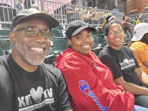Jason attended Charlotte Knights vs Scranton/WB Railriders - MiLB on Aug 14th 2019 via VetTix