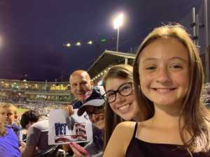 Michael attended Charlotte Knights vs Scranton/WB Railriders - MiLB on Aug 14th 2019 via VetTix