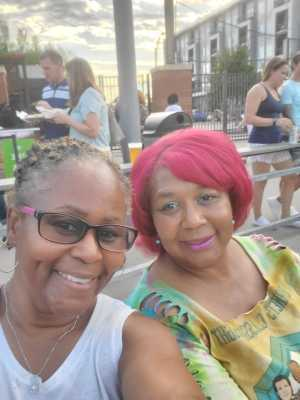 Dorine D attended Charlotte Knights vs Scranton/WB Railriders - MiLB on Aug 14th 2019 via VetTix