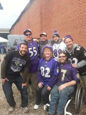 Mike attended Baltimore Ravens vs. Cincinnati Bengals - NFL on Oct 13th 2019 via VetTix