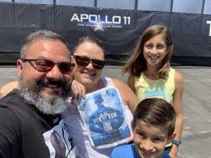 Click To Read More Feedback from Apollo 11 - the Immersive Live Show [2pm Show]