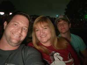 Robert attended Brad Paisley Tour 2019 - Country on Aug 24th 2019 via VetTix