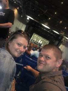 Joseph attended Brad Paisley Tour 2019 - Country on Aug 24th 2019 via VetTix