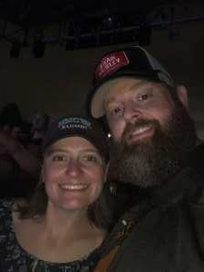 Christopher attended Brad Paisley Tour 2019 - Country on Aug 24th 2019 via VetTix