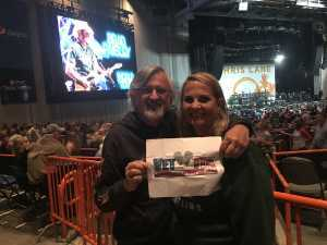 John attended Brad Paisley Tour 2019 - Country on Aug 24th 2019 via VetTix