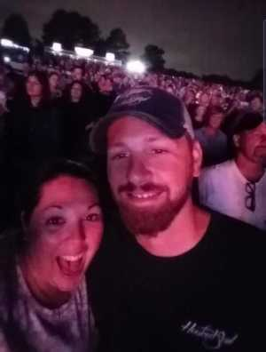 Brian attended Brad Paisley Tour 2019 - Country on Aug 24th 2019 via VetTix