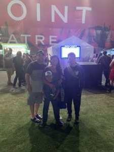 Sandmeiers attended Rascal Flatts: Summer Playlist Tour on Aug 1st 2019 via VetTix