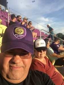 William attended Orlando City SC vs. FC Dallas - MLS *** Military Appreciation Match *** on Aug 3rd 2019 via VetTix