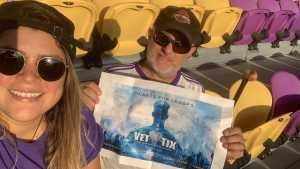 Anthony attended Orlando City SC vs. FC Dallas - MLS *** Military Appreciation Match *** on Aug 3rd 2019 via VetTix
