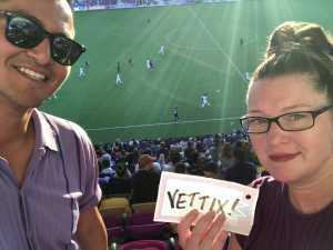 Eugene attended Orlando City SC vs. FC Dallas - MLS *** Military Appreciation Match *** on Aug 3rd 2019 via VetTix
