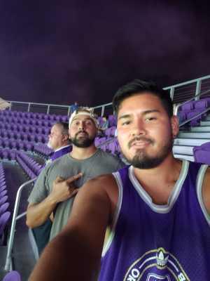 Richard  attended Orlando City SC vs. FC Dallas - MLS *** Military Appreciation Match *** on Aug 3rd 2019 via VetTix