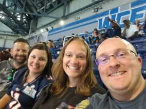 Kevin attended Detroit Lions vs. New England Patriots - NFL Preseason on Aug 8th 2019 via VetTix