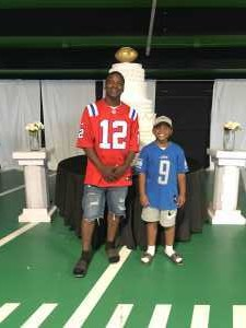 Sean attended Detroit Lions vs. New England Patriots - NFL Preseason on Aug 8th 2019 via VetTix