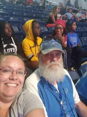 Robert attended Detroit Lions vs. New England Patriots - NFL Preseason on Aug 8th 2019 via VetTix
