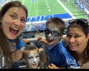 Patty attended Detroit Lions vs. New England Patriots - NFL Preseason on Aug 8th 2019 via VetTix