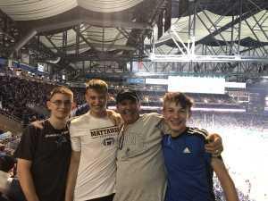 Jeanne attended Detroit Lions vs. New England Patriots - NFL Preseason on Aug 8th 2019 via VetTix