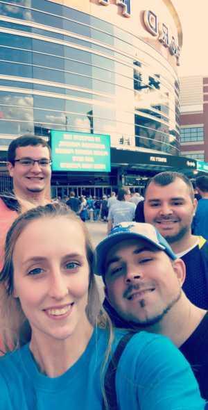 Mark attended Detroit Lions vs. New England Patriots - NFL Preseason on Aug 8th 2019 via VetTix