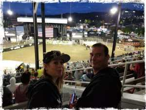 Heather attended American Freestyle Bullfighting - Washington State Fair Events Center **fair Gate Admission Included on Sep 9th 2019 via VetTix
