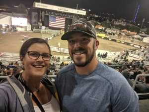 Jennifer attended American Freestyle Bullfighting - Washington State Fair Events Center **fair Gate Admission Included on Sep 9th 2019 via VetTix