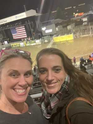 ROBY attended American Freestyle Bullfighting - Washington State Fair Events Center **fair Gate Admission Included on Sep 9th 2019 via VetTix