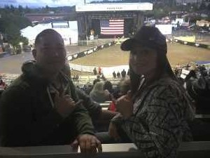 Frank attended American Freestyle Bullfighting - Washington State Fair Events Center **fair Gate Admission Included on Sep 9th 2019 via VetTix