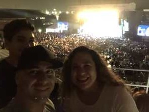 John attended Boyz II Men & 98 Degrees - Washington State Fair Events Center **fair Gate Admission Included on Sep 12th 2019 via VetTix
