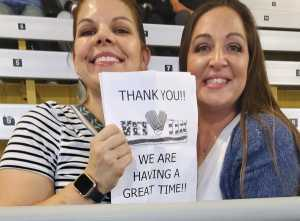 Kurt & Meghan  attended Boyz II Men & 98 Degrees - Washington State Fair Events Center **fair Gate Admission Included on Sep 12th 2019 via VetTix