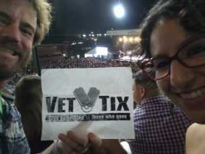 Bryan attended Boyz II Men & 98 Degrees - Washington State Fair Events Center **fair Gate Admission Included on Sep 12th 2019 via VetTix