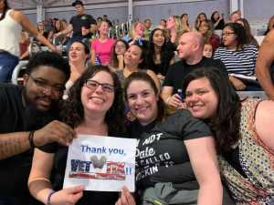 Willie attended Boyz II Men & 98 Degrees - Washington State Fair Events Center **fair Gate Admission Included on Sep 12th 2019 via VetTix