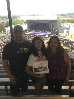 Augustine attended Boyz II Men & 98 Degrees - Washington State Fair Events Center **fair Gate Admission Included on Sep 12th 2019 via VetTix