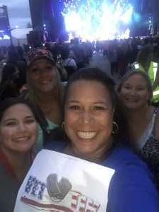 JENNIFER attended Boyz II Men & 98 Degrees - Washington State Fair Events Center **fair Gate Admission Included on Sep 12th 2019 via VetTix