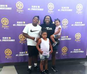 Click To Read More Feedback from Los Angeles Sparks vs. Connecticut Suns - WNBA