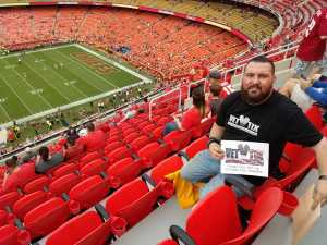 Click To Read More Feedback from Kansas City Chiefs vs. San Francisco 49ers - NFL Preseason