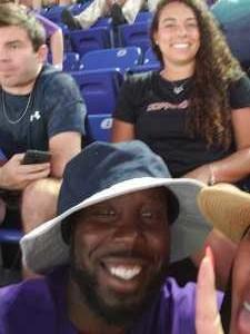 Chivita attended Baltimore Ravens vs. Jacksonville Jaguars - NFL on Aug 8th 2019 via VetTix