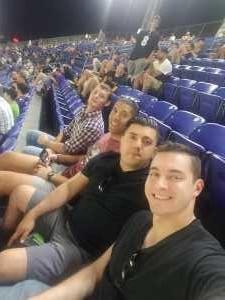 Carlos attended Baltimore Ravens vs. Jacksonville Jaguars - NFL on Aug 8th 2019 via VetTix